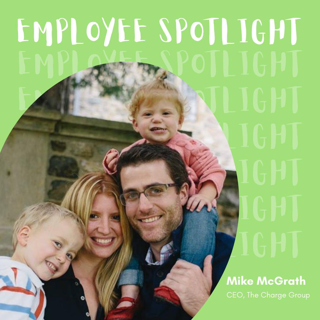 Employee Health Spotlight: Mike McGrath