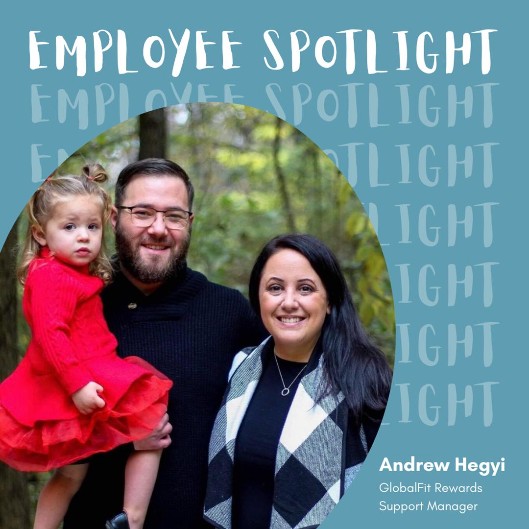 Employee Health Spotlight: Andrew Hegyi